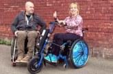 Стартап UNAwheel приставки для инвалидных колясок