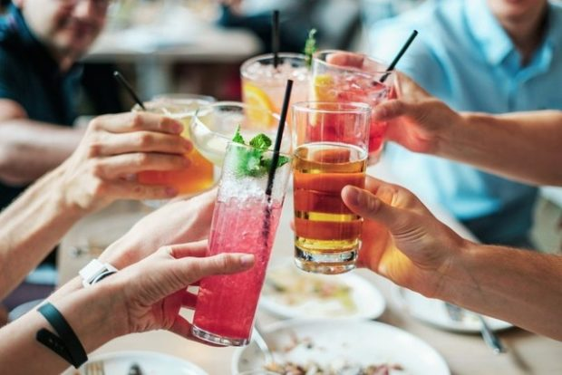 Доказана польза малых доз алкоголя