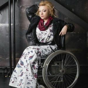 Танцы под дождём: как создают модную одежду для инвалидов