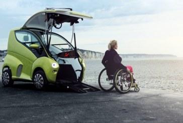 Elbee Mobility – маленькая мечта колясочника