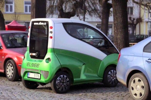 Elbee Mobility - маленькая мечта колясочника