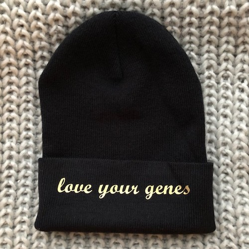 ЛЮБИТЕ ВАШИ ГЕНЫ - LOVE YOUR GENES