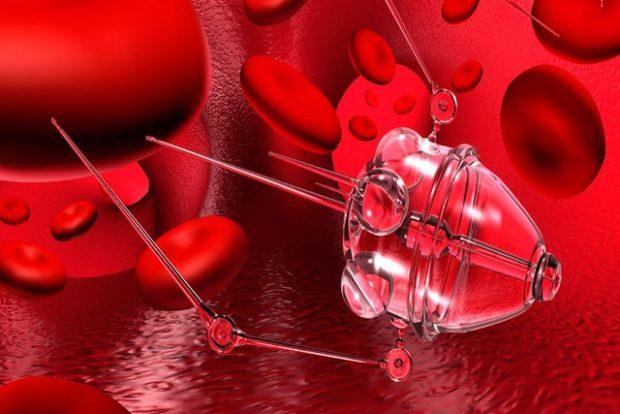 Китайские учёные разработали нанороботов, способных бороться с раком