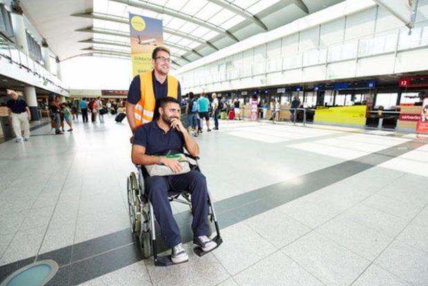Стандарты авиакомпаний для лиц с инвалидностью