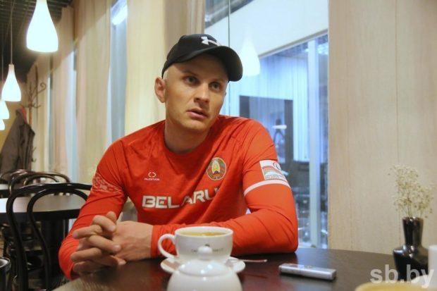 Дмитрий Лобан: быть, а не ныть