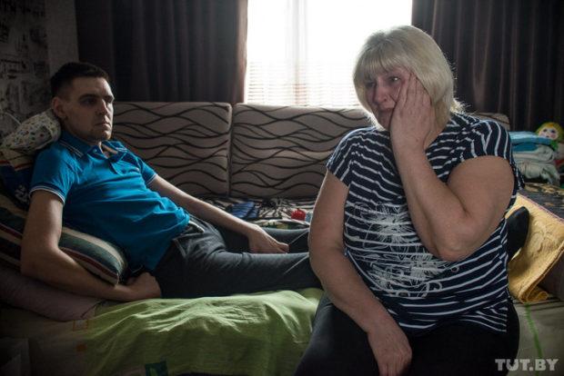 Александр Кныш - встать на ноги исоздать семью