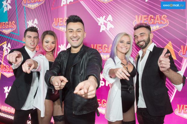 На вечеринке Евровидения 2018