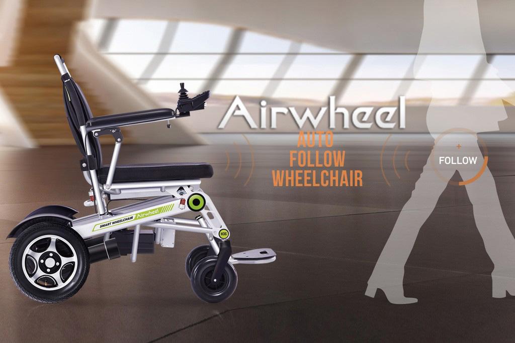 Электроколяска Airwheel H3S