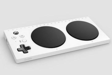 Microsoft делает геймпад для геймеров с двигательными нарушениями