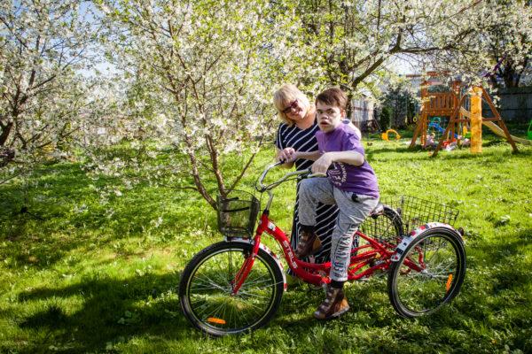Чтобы сын выжил, мама изменила законодательство