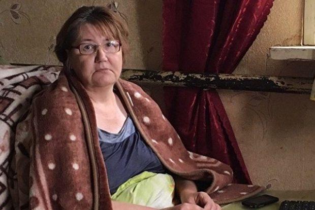 Инвалид первой группы Татьяна Самсонова издеревни Шутовка