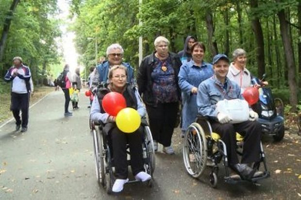 В Пензе в седьмой раз пройдет фестиваль для инвалидов «Нас не догонят»