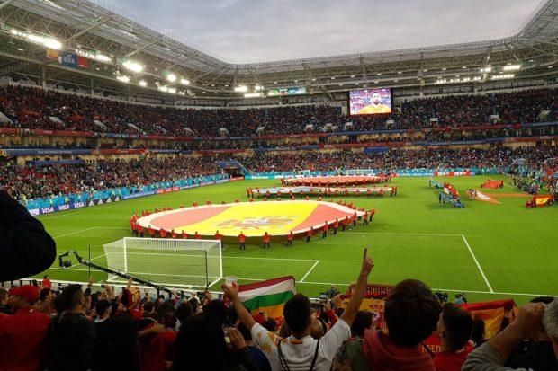 Калининград. Праздник футбола