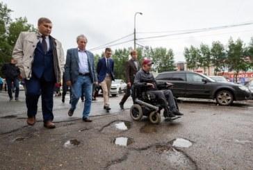 В Томске на проспекте Мира нужно сделать съезды