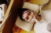 Девушка, на НИВЛ, едва не умерла из-за отключения света