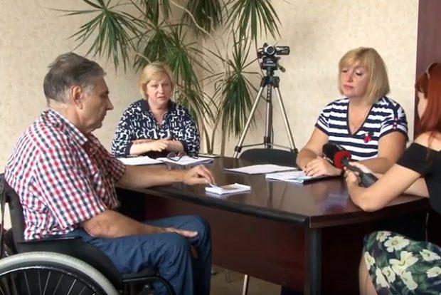 Конфликт из-за пандуса развернулся у тульского отделения фонда социального страхования
