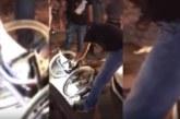 Инвалид переправлял оружие в коляске