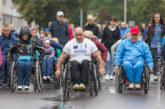 Инклюзивный пробег «Вместе мы можем все» в Гомеле