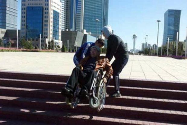 Льготы для инвалидов в Казахстане в 2018 году