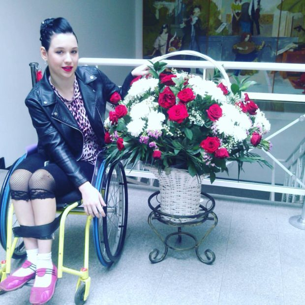 Юлия Сагайдукевич - мне нужен Ваш голос