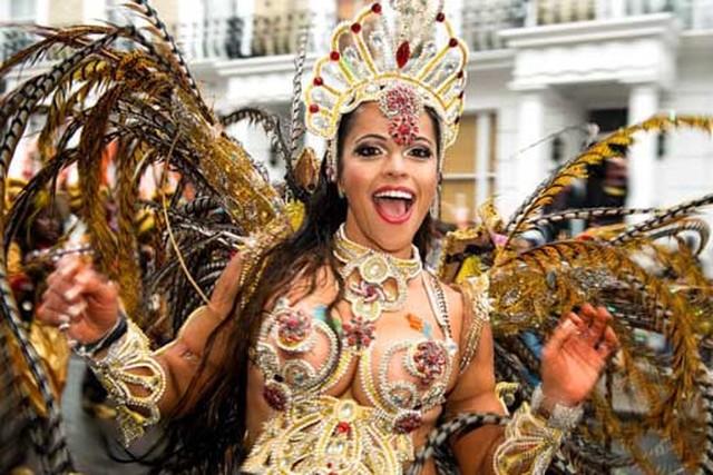Карнавальное шествие - I love Dnipro