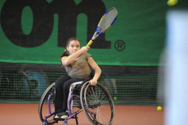 Теннисистка с инвалидностью из Петербурга вошла в топ-50 мирового рейтинга