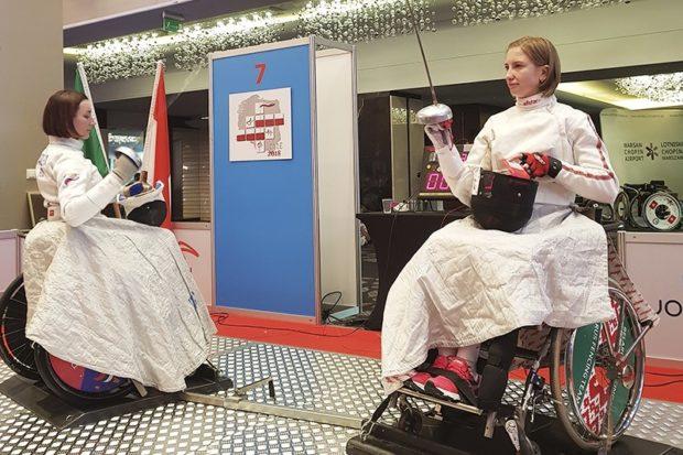 Дорогу осилит идущий, или Как девушка-инвалид из Браславского района попала в большой спорт