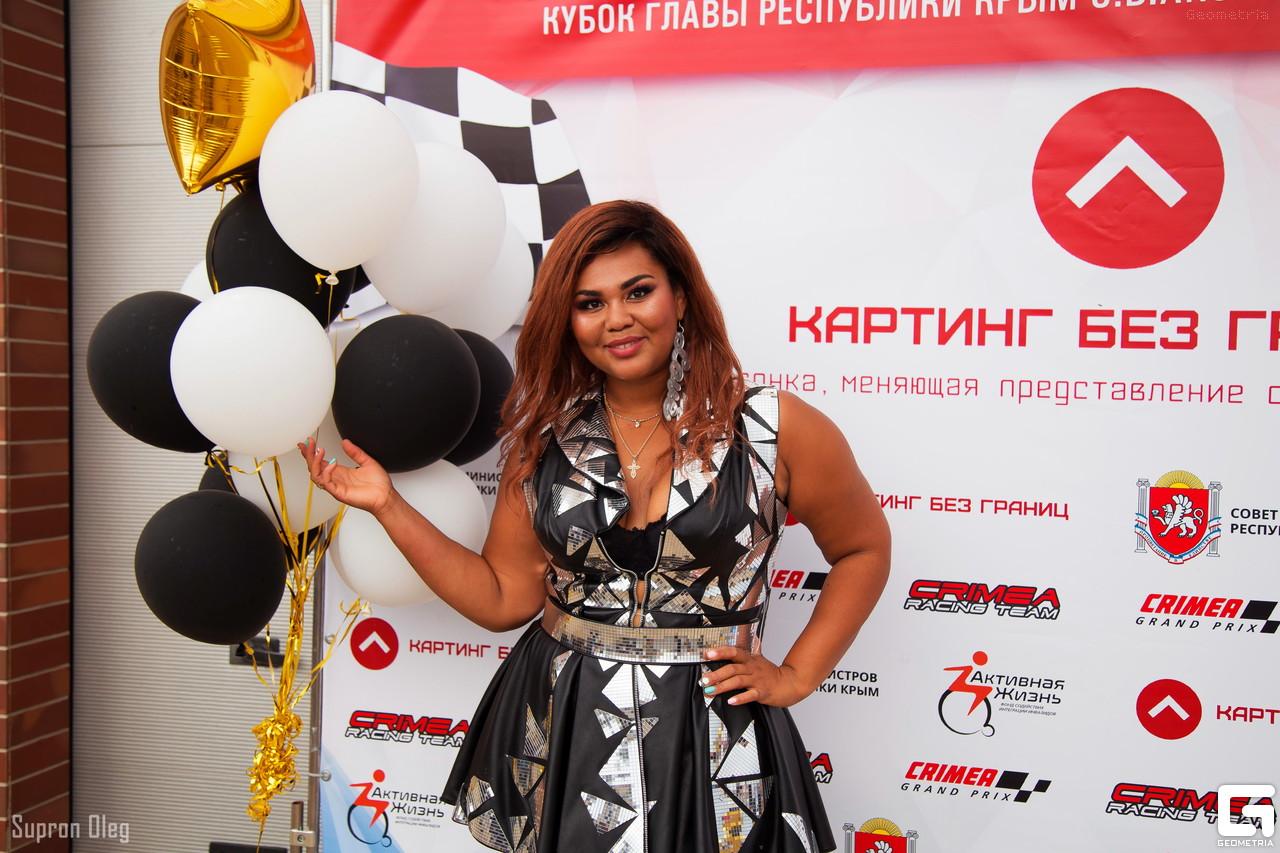 Гонка «Картинг без границ» на Кубок Главы Республики Крым