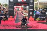 Дзанарди – новый мировой рекорд в триатлоне