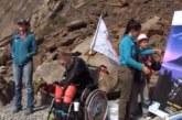 Колясочник ходит в экспедиции и покоряет вершины