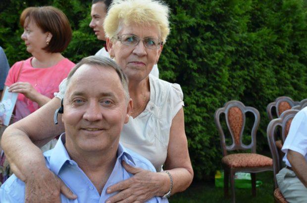 С мамой Светланой Михайловной