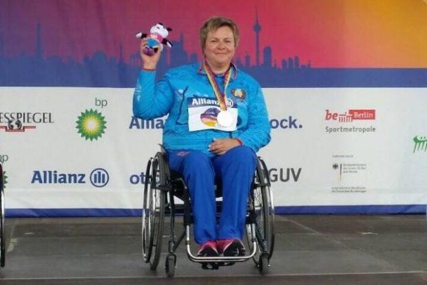 Чемпионка Европы среди инвалидов Юлия Нежура: «Нас не замечают…»