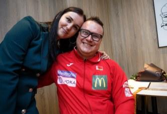 Александр Трипуть: Золото завоевал благодаря своей девушке