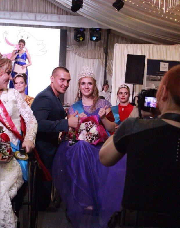Международный конкурс красоты и таланта - Невская краса 2018