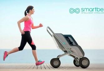 Smartbe – «умная» коляска с автопилотом
