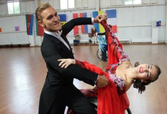 Анна Горчакова – о танцах на колясках