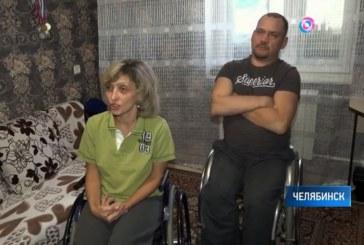 Семья колясочников ждёт установки пандуса в доме