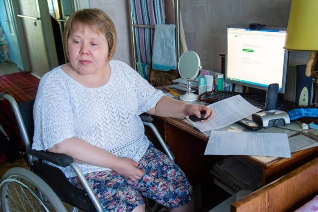 Галина Васильева осталась без денег на сиделок