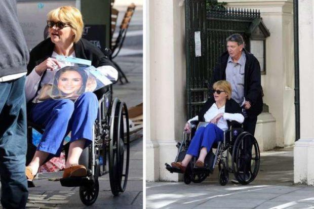 Королевская семья вышвырнула Меган Маркл умоляющую о встрече с сестрой