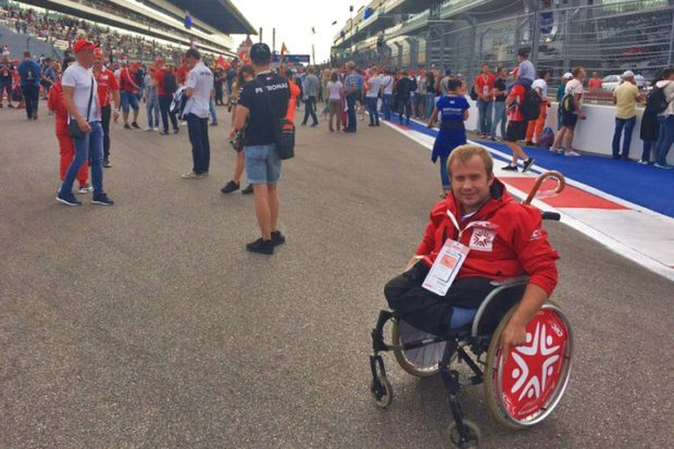 Александр Иванов мечтал увидеть «Формулу-1»