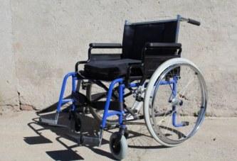 Посадить чиновников в инвалидные коляски