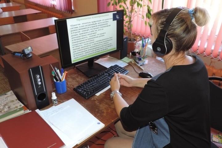 В Брянский педагогический колледж - обучение для инвалидов