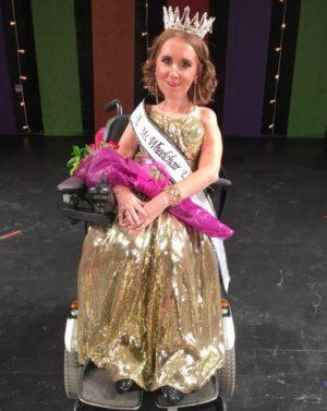Heather Tomko - Ms. Wheelchair USA 2018