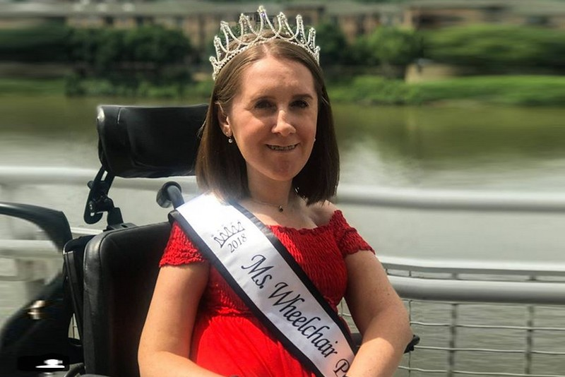 Heather Tomko - Ms. Wheelchair USA 2018