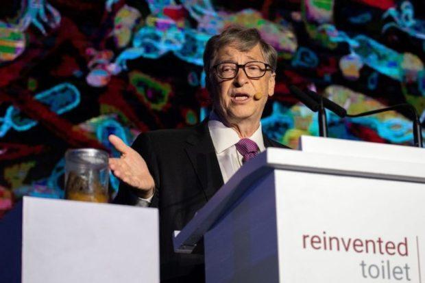 Билл Гейтс спустил в туалет будущего более $200 миллионов