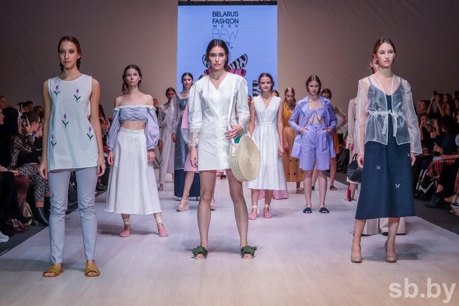 Belarus Fashion Week инклюзивный проект