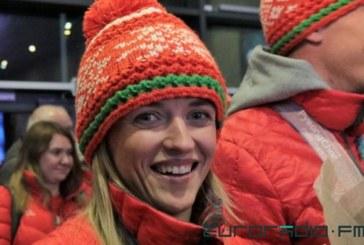 Паралимпийская чемпионка Светлана Сахоненко ждёт ребёнка