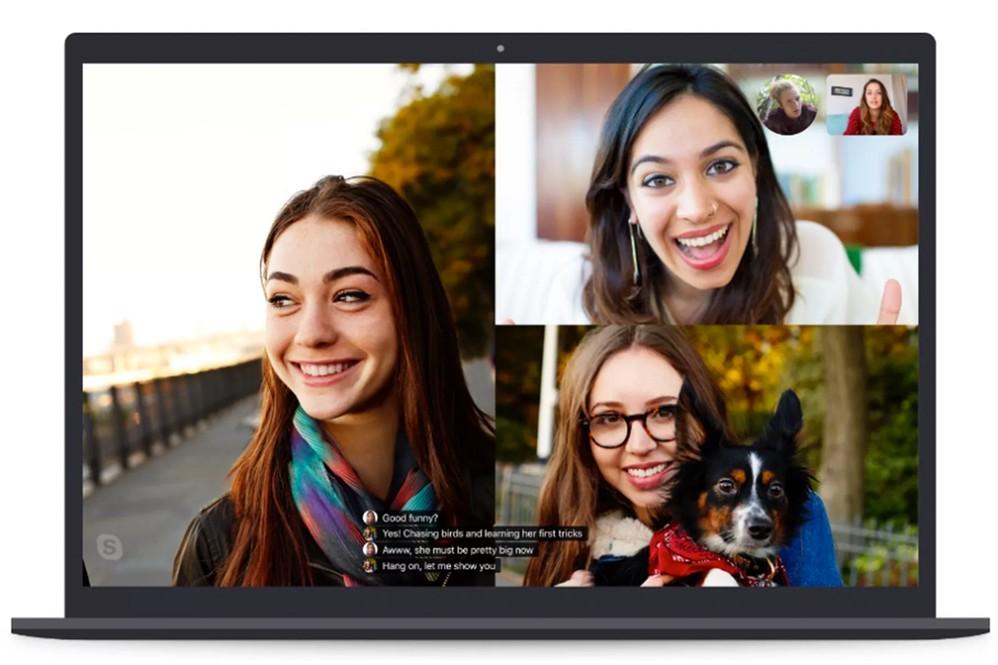 У видеозвонков Skype появятся субтитры