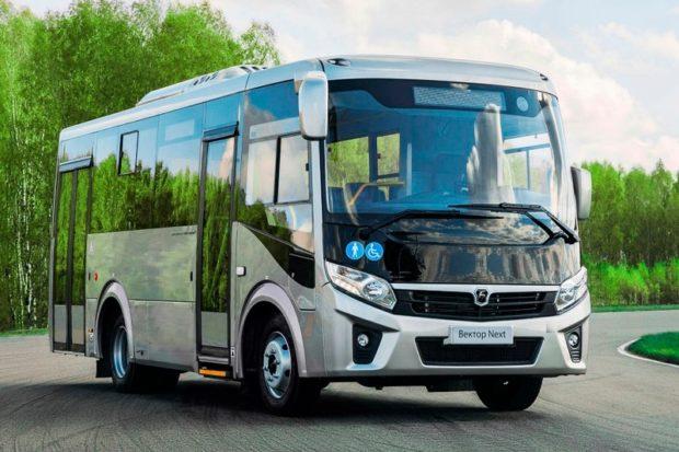 В Сочи появятся новые доступные автобусы