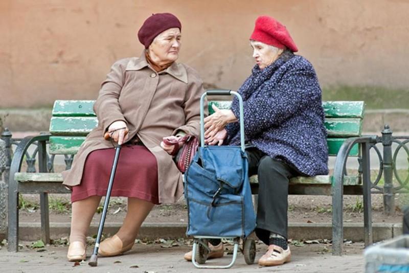 Блокадница организовала фонд помощи пожилым и инвалидам
